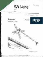 Magsat Press Kit