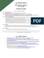 21st Century Literature Curriculum Guide