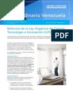 BE 115 Reforma LOCTI (Habilitante 2014) (1)