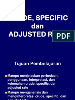 12342_CRUDE, SPECIFIC and ADJUSTED-Bahasa Indonesia.ppt