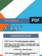 x-ray fix