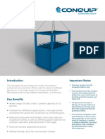 Access Cage User Guide Issue 1