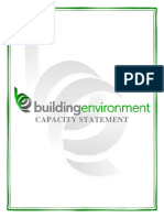 Building Environment India Pvt. Ltd. Environmental Clearance, Green Building. BEIPL Company Profile - 2018 -Infra