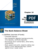 10 - Banking and Management of Financial Institutions.ppt