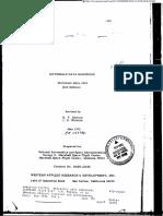 Materials Data handbook