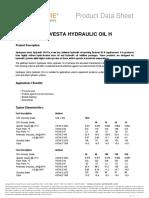 HydroPure Vesta Hydraulic Oils H(AW)Series