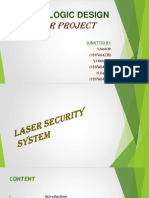 DLD MINOR PROJECT (LASER SECURITY SYSTEM).pptx