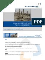 ProOil-278 20,000 Bpd Refinery Presentation