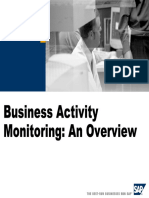 BAM Business Activity Monitoring