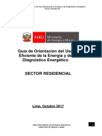 Guia Sector Residencial