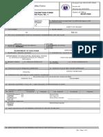 Position Description Form -Csc Revised 2017 (Administrative Assistant II (Demo))