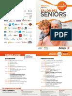 Programme Salon Seniors 2019 d'Amiens