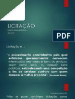 AULA10LICITAÇÕES