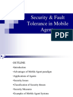 Security and fault tolerance