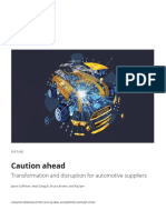 2019 Global Automotive Supplier Study