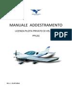 Manuale Addrstramento PPL
