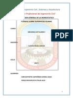 G.03-Ecuacion General de La Hidrostatica y Fuerzas Hidrostaticas Sobre Superficies Planas