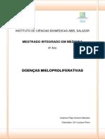 Doenças mieloproliferativas