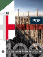 Milano 100 Lugares Para Visitar