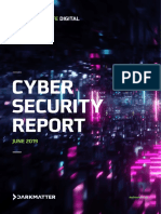 Darkmatter Cyber Security Report June 2019