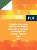 Guía práctica de manejo higiénico de alimentos para ventas en vía pública-PP.pptx