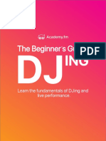 AcademyFm - Beginners Guide to DJing - V1