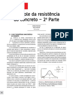 Controle Da Resistência Do Concreto - 2ª Parte