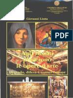 Giovanni Liotta - Agli Insetti Piacciono Le Opere Darte