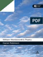 (Continuum Reader's Guides) Daniel Robinson - William Wordsworth's Poetry_ A Reader's Guide-Continuum (2010).pdf