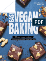 Easy Vegan Baking Jerome Eckmeier Daniela Lais