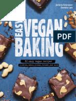 Easy Vegan Baking Jerome Eckmeier Daniela Lais