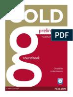 Gold Preliminary Coursebook_2013 -155p