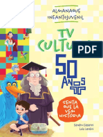 Manual TV Cultura 50 Anos