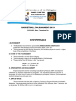 Basketball Tournament 2018