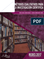 Tecnicas y MetodoscualitativosParaInvestigacionCientifica