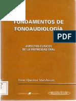 fonoaudiología