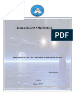 Karate-do Shotokai Pontos Vitais