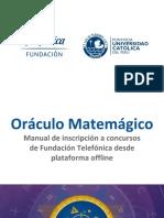 1 OM 2019 Manual de Inscripcio n a Concursos Desde Plataforma Offline 4