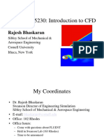 Introduction CFD
