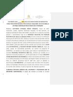 Contrato Al Exterior Borrador Repuestos TX Abb 100mva_revisión Legal y Tecnica