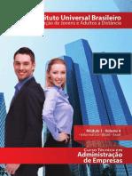 Adm de Empresas - Mod 01 - Vol 04