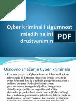 Internet upoznavanje putem cyber kriminala