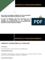 Gestión de La Tecnología II - 2019