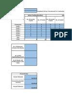 SBFP Terminal Report x CY 2018 2019 SAN JOSE