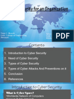 cybersecurityforanorganization-131001153741-phpapp01