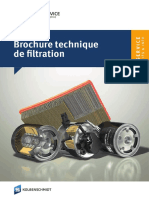 Brochure Technique de Fltration 51786
