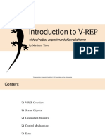V rep lecture notes