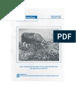Uso e manejo de bovinos fisturados no esôfago em ensaios de pastejo