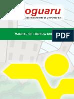 Manual de Limpeza Urbana