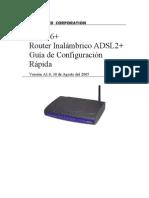 Guia Rapida Comtrend CT536+